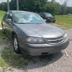 2004 Chevrolet Impala 113,000 Miles