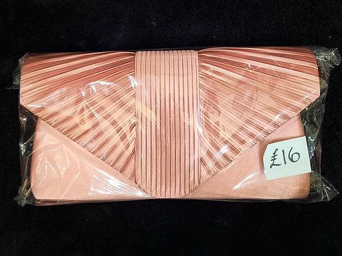 Dusky Pink pleated bag 7621533