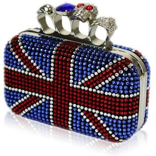Union Jack Knuckle Bag