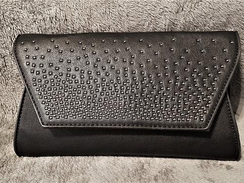 Large Black studded Bag 8439755