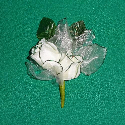 Green Buttonhole Corsage
