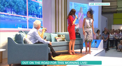 My Fascinators on This Morning Live