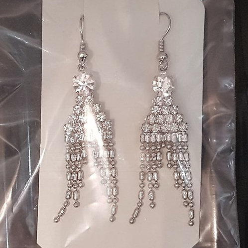 Rhinestone Earrings 28766
