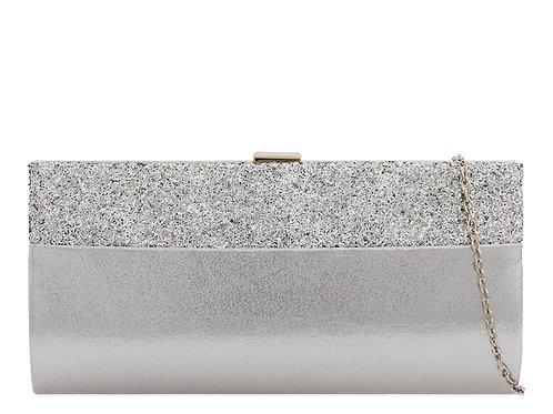 Silver Clutch Bag 96006
