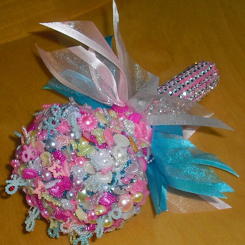 Childs colourful Bouquet (contains small parts)