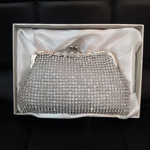 Stunning full Rhinestone Crystal Bag 5869154