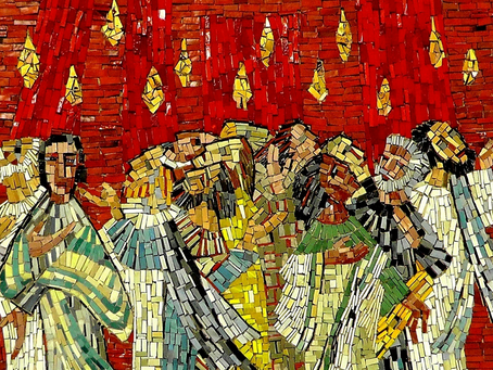 Getting Ready for Pentecost  |  May 23, 2021