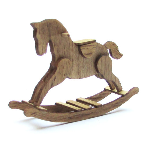1/24th Scale Rocking Horse Kit