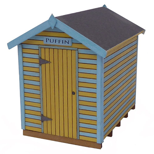 1/48th Scale Beach Hut Kit