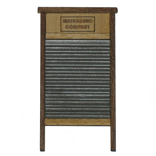 1/12th Scale Washboard Kit