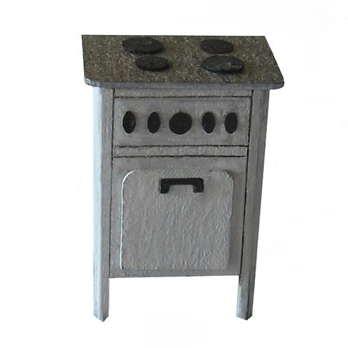 1/48th Scale Dutch Style Oven Kit