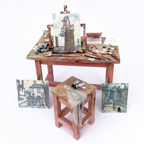 1/12th Scale ' A Moment In Time' Project Kit