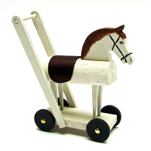 1/12th Scale Barrel Horse Kit