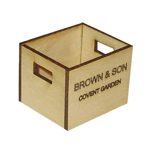 1/12th Scale Brown & Son Carry Box Kit