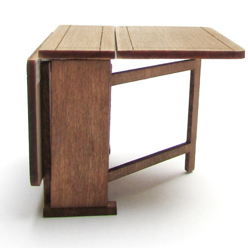 1/24th Scale Utility Drop Leaf Table Kit