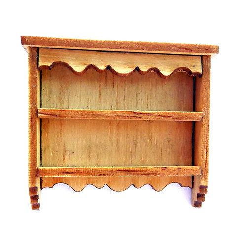1/48th Scale Decorative Shelves Kit