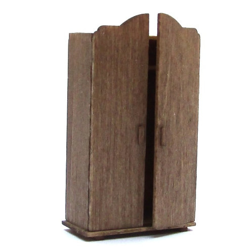 1/24th Scale Art Deco Style Wardrobe Kit