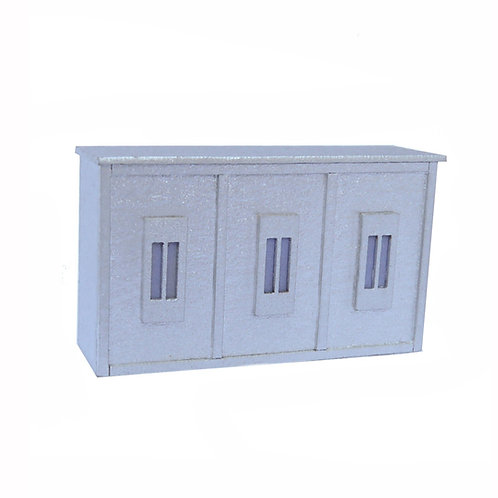 1/48th Scale Mackintosh Style Salon de Luxe Counter Kit