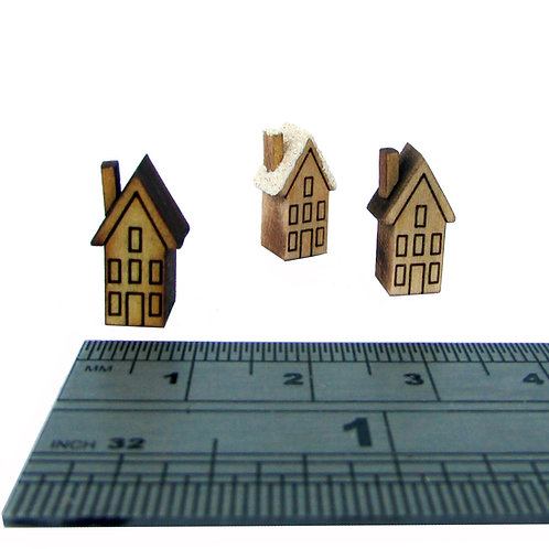 Tall Chimney House Kit