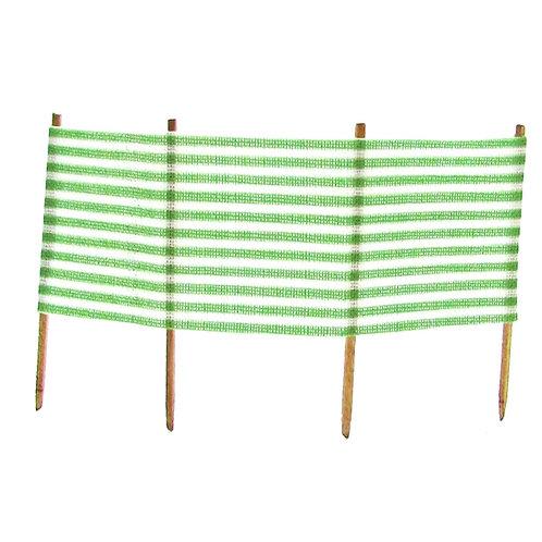 1/48th Scale Green Windbreak Kit
