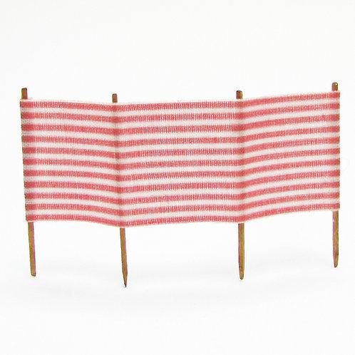 1/48th Scale Red Windbreak Kit