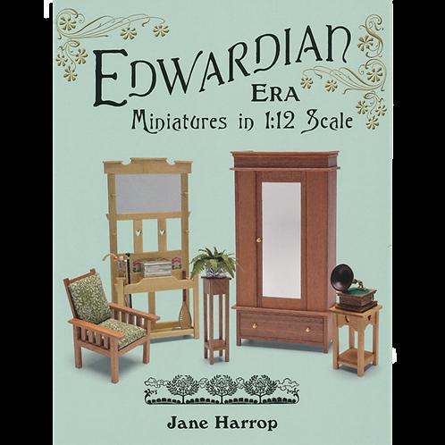 Edwardian Era Miniatures in 1/12th Scale Book