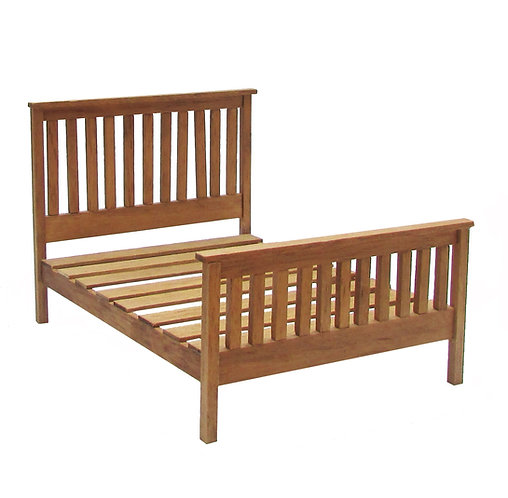 1/12th Scale Double Slatted Bed Kit