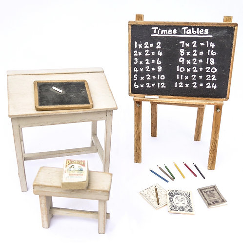 1/12th Scale 'Times Table' Project Kit