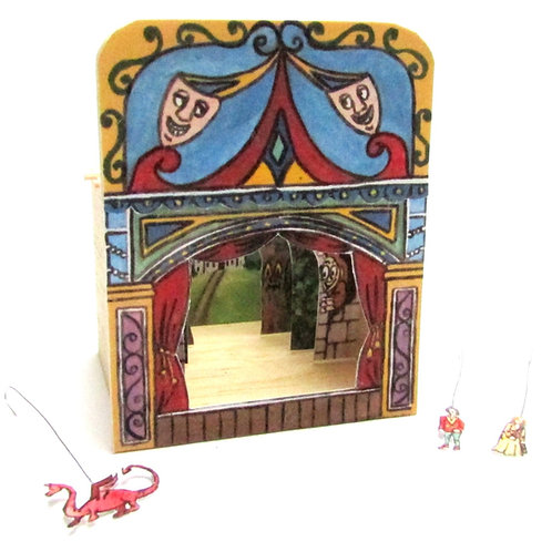 1/12th Scale Toy Theatre Kit