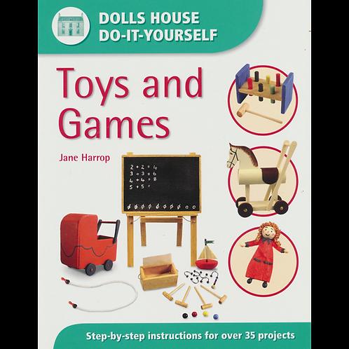 Toys & Games Book