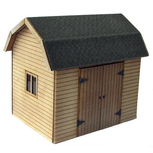 1/48th Scale Dutch Barn Kit