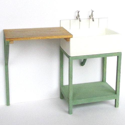 1/12th Scale Kitchen Sink Kit