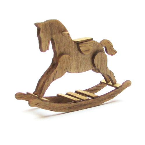 1/48th Scale Rocking Horse Kit