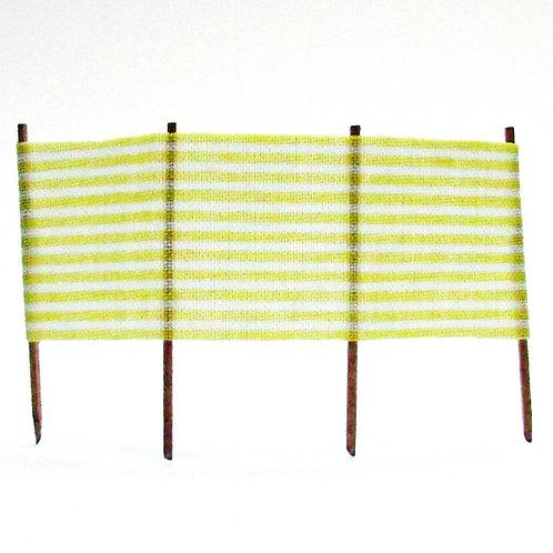 1/48th Scale Yellow Windbreak Kit
