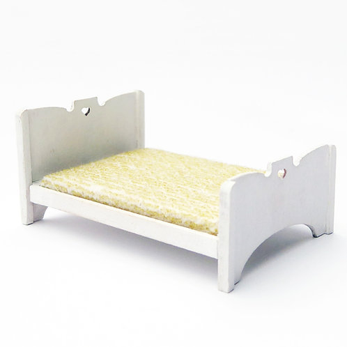 1/48th Scale Dutch Style Double Bed Kit