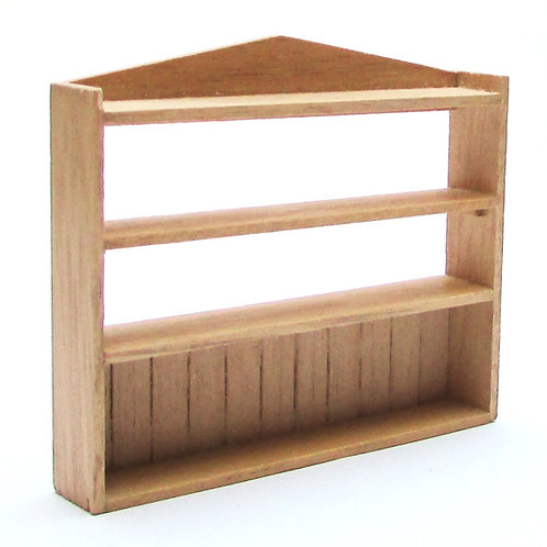 1/12th Scale Wall Shelves Kit