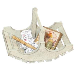 1/12th Scale Gardening Basket Kit