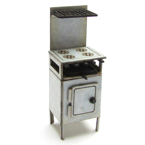 1/48th Scale Gas Cooker Kit