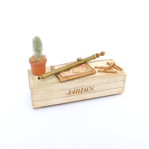 1/12th Scale Jardin Box