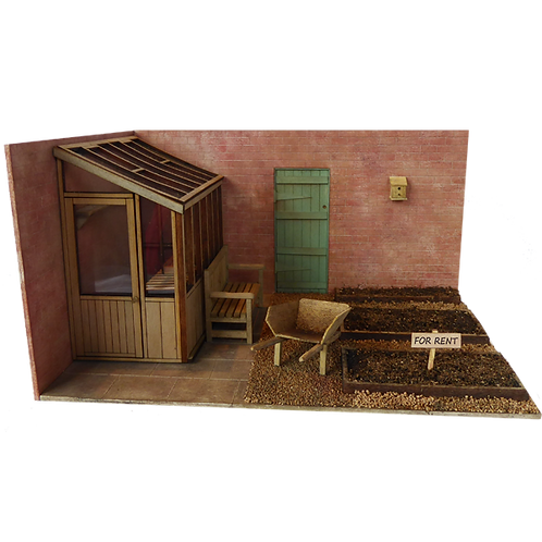 1/24th Scale Walled Garden Kit