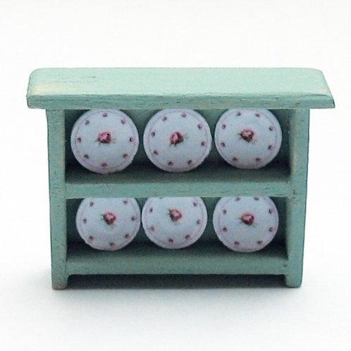 1/48th Scale Shelves & Plates Kit