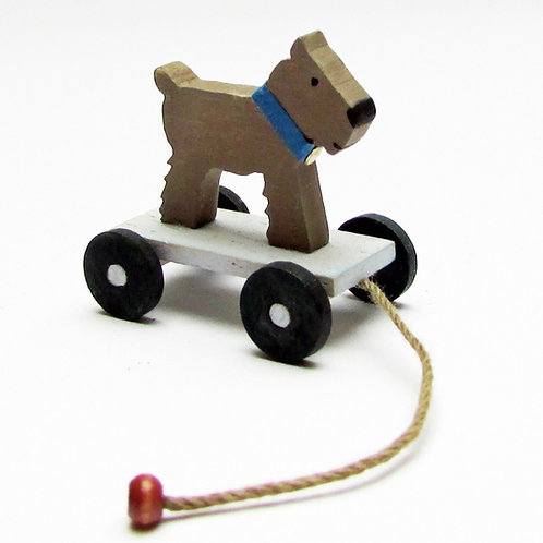 1/12th Scale Pull Along Dog Kit