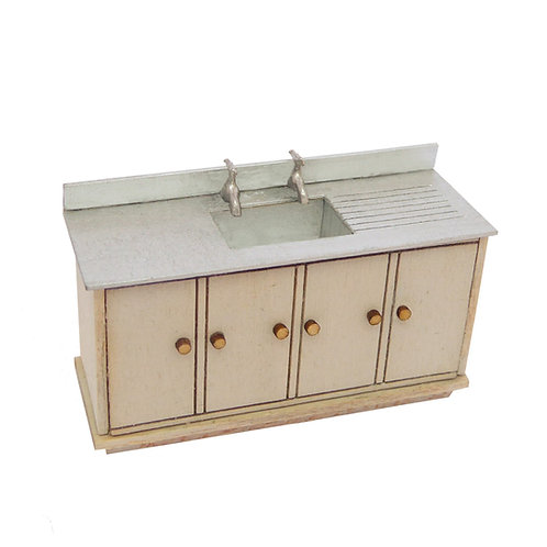1/48th Scale Dutch Style Sink Kit