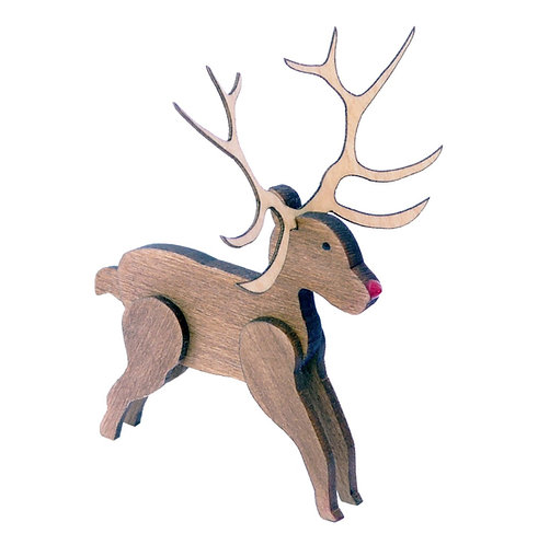 1/24th Scale Reindeer Kit