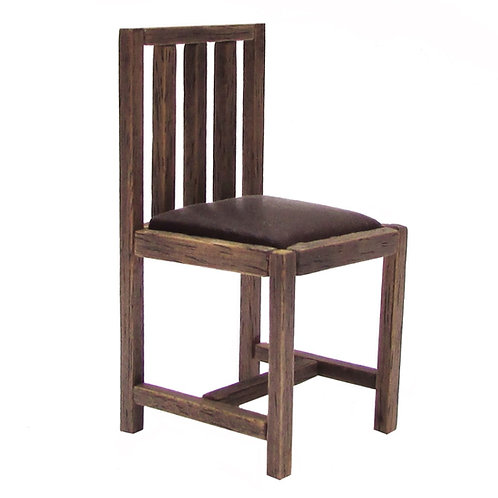 1/12th Scale Two Dining Chairs Kit