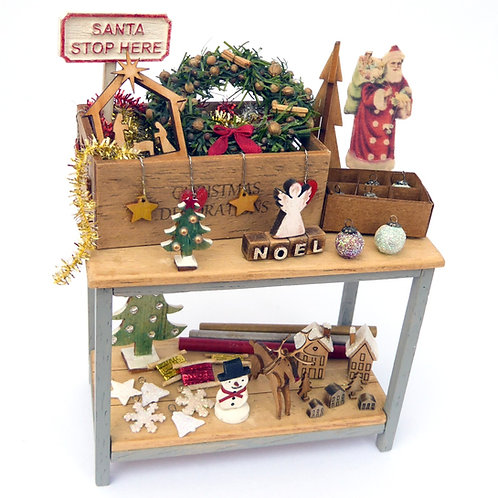 1/12th Scale 'Christmas Countdown' Project Kit