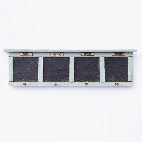 1/24th Scale French Blackboard Kit