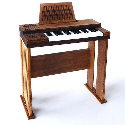 1/12th Scale Cord Organ Kit