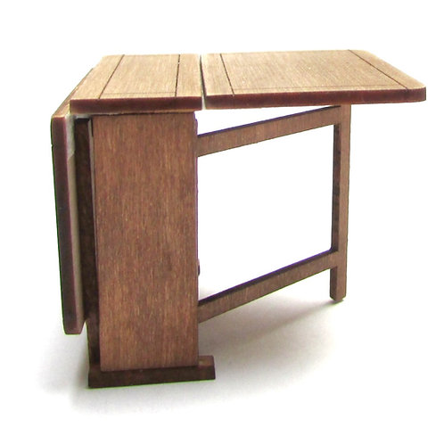 1/48th Scale Utility Drop Leaf Table Kit