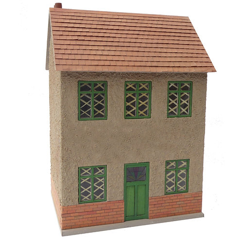 1/48th Scale 1930's House Kit